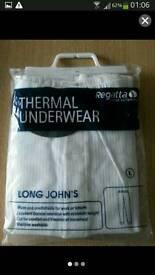 Thermal Long Johns Large