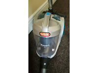 Vax Power 5 Pet Vacuum only been used a few times comes with all attachments in good condition.