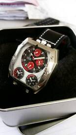 Detomaso torino watch as new now reduced £35