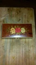 Ballerina original deichert musical box made in Western Germany
