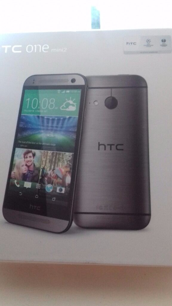 HTC One mini 2 mobile phonein Worsley, ManchesterGumtree - Gunmetal grey HTC one mini 2 phone with phone case. £55 ovno Collect from Walkden