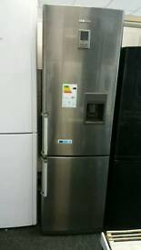 Samsung Fridge Freezer with Water Dispenser (Excellent Condition)