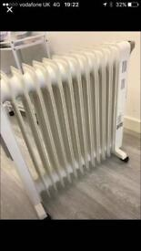 Bliss oil filled heater for sale