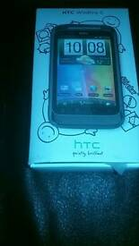 Mobile htc wildfire s