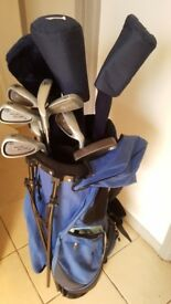 Golf club full set for sale - Peter Alliss