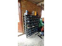 Workshop Shelving System