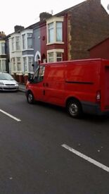 Ford Transit van 57 plate in good condition
