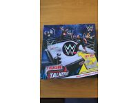 Tough Talkers Wrestling ring BRAND NEW