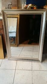 Quality Large Mirror Bevelled Edge
