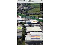 17,500 square foot warehouse space drihlington
