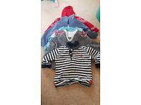 Various boys 9-12 month and 12-18 month items