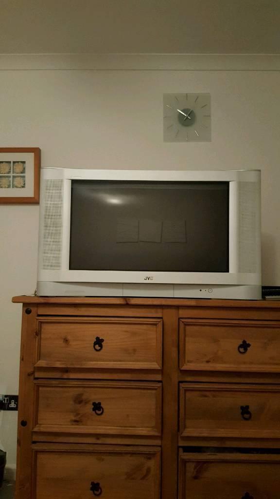 "JVC 28"" TV inc remote"