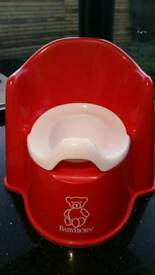 Baby Bjorn Potty Chair - used - Very Good Condition