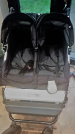 Montain Duet Double Buggy