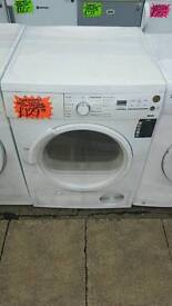 SIEMENS 8 KG LOAD CONDENSER DRYER