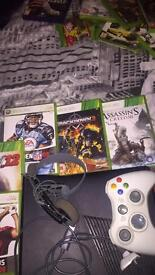 Xbox 360 comes with games and more