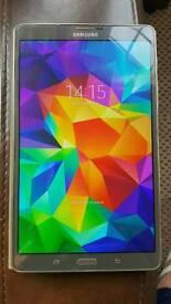 Samsung tab s 16 gb wifi +4g unlocked