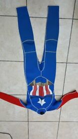 Boys (13yrs) Captain America wetsuit