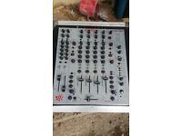 Allen and heath XOne pro92 mixer very good condition