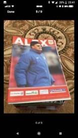 Original Crewe Alex Football Programmes