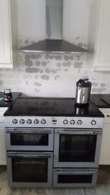 Flavel range cooker
