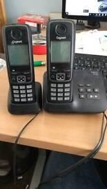 Gigaset wireless hone phones