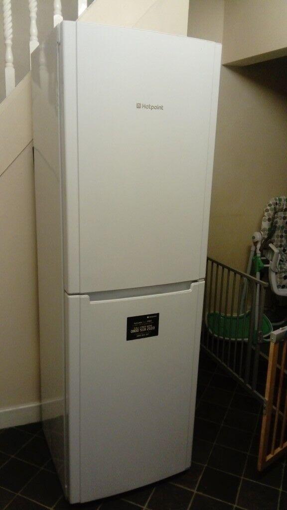 Hotpoint Air Tech Evolution Fridge Freezer | in Bolton, Manchester | Gumtree