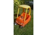 Little Tikes Coupe Car for Toddler