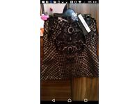 Next top size 10. New with tags. 45.00 sell for 8.00.