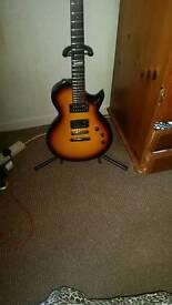 Esp ltd guitar e c 10