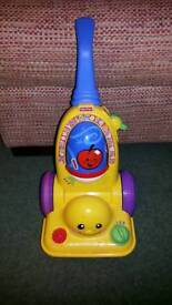 Fisher price vacuum