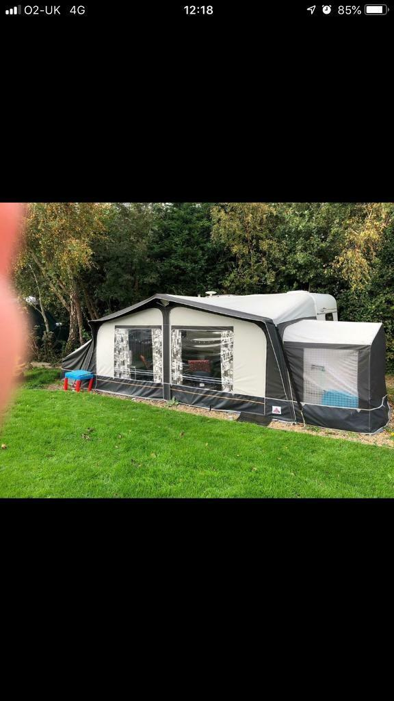 Dorema awning size 12 with annexes | in Stourbridge, West ...