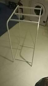 Ikea Algot hanging rails, wardrobe.
