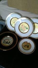 5 plates