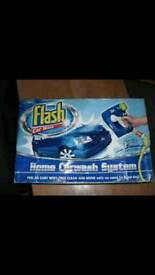 Flash Home Car Wash System + Accessories - New