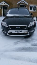 Ford mondeo titanium x sport 2009 top of the range