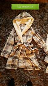 New with tags Dressing Gowns