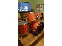 Premier Vintage drum kit. Good condition and great sounding kit!