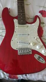 Fender strat copy