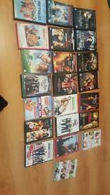 Dvds like new