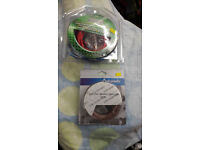 Job Lot New Car Monster Cable Kit for audio Amp & Speaker Connectors & Fuses