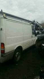 BREAKING Ford Transit, 2.4Di, 2003 reg Vehicle