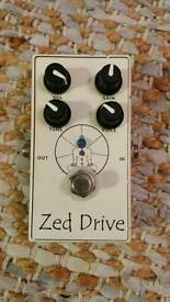 Zed Drive Dumble-in-a-Box guitar pedal