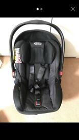 Graco SnugRide I Size car seat