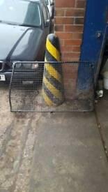 Vauxhall corsa bulkhead cage