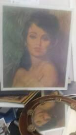 Nina ..clockwork orange Vandersyde original 60s