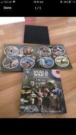 World war 2 dvd Box set