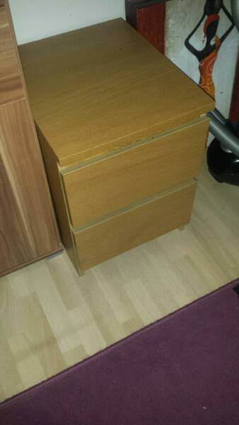 ikea malm buche in niedersachsen oldenburg ebay kleinanzeigen. Black Bedroom Furniture Sets. Home Design Ideas