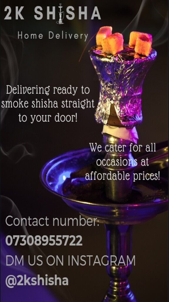 Shisha Hire and Shisha Delivery in St Mary Cray Bromley ORPINGTON BR5