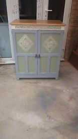Upcycled Cupboard